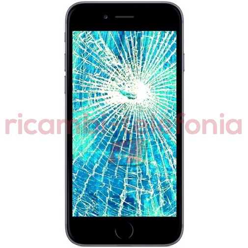 iphone 6 display rotto prezzo